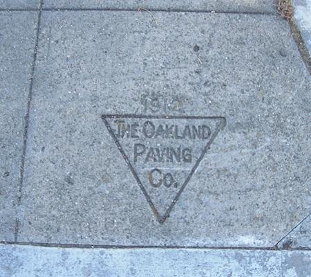 oakland paving company