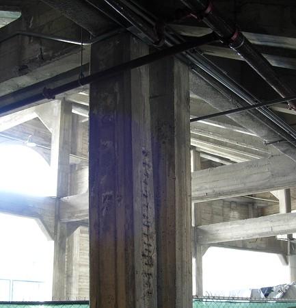 kabam field california memorial stadium earthquake crack