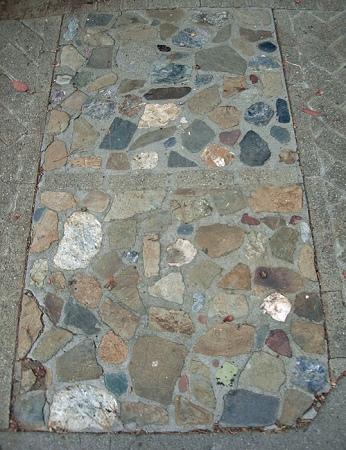 stone pad