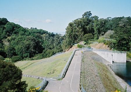 chabot dam