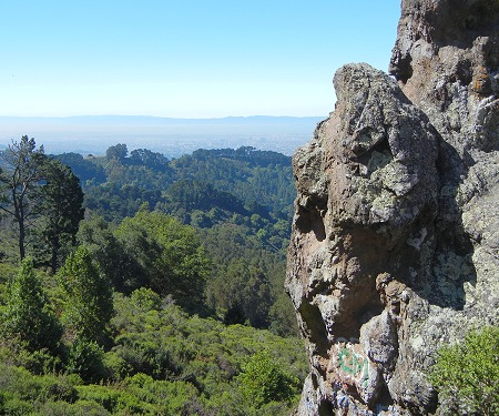view to claremont ridge
