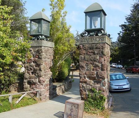 claremont gates