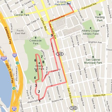 walk 35 route