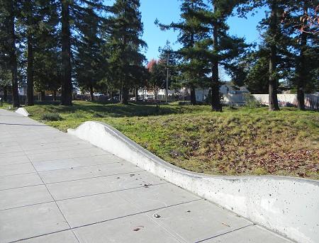 earthquake park oakland