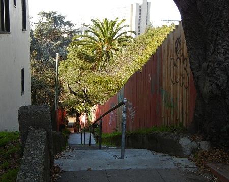 kempton avenue stairs