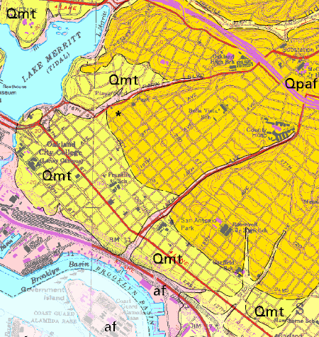 clinton terrace map