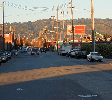 peralta street