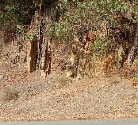claremont shale