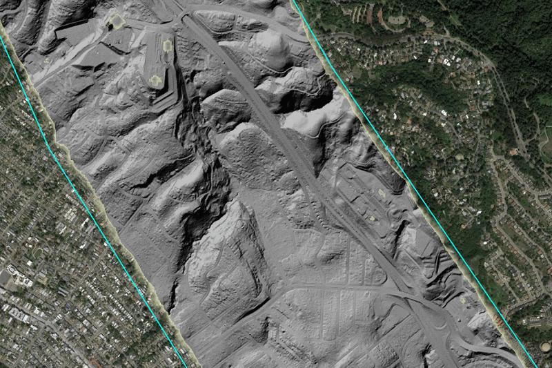 The Hayward fault | Oakland Geology