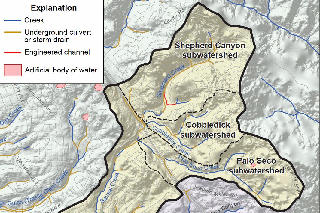 The Hayward fault   Oakland Geology